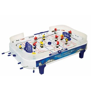 Rod 22 Hockey Table by Franklin Sports