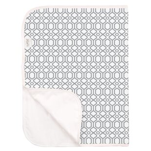 Deluxe Terry Change Pad ByKushies Baby