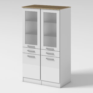 Denny China Cabinet By Ebern Designs