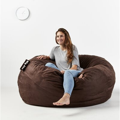 Brown Large Bean Bag Chairs You Ll Love In 2020 Wayfair