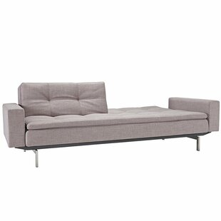 Dublexo with Arms Sleeper Sofa by Innovation Living Inc.