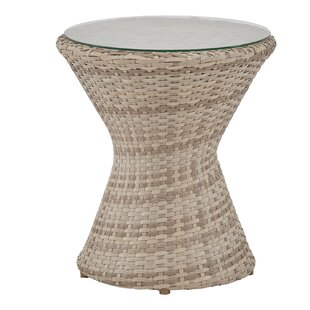Pantoja Outdoor Side Table