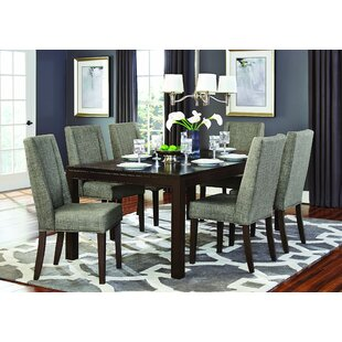 Hagberg 7 Piece Extendable Dining Set