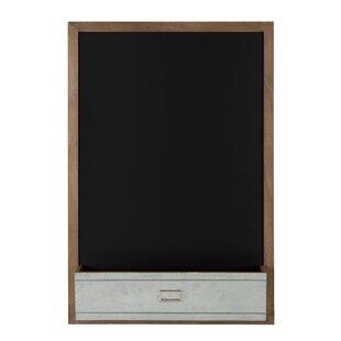 Magnetic broom holder wayfair magnetic wall mounted chalkboard gumiabroncs Gallery