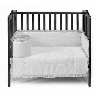 Robeson Unique Portable 3 Piece Crib Bedding Set