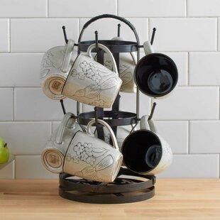 Gourmet Basics by Mikasa Rotating Mug Tree