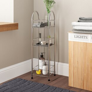 24 X 81cm Bathroom Shelf By Symple Stuff