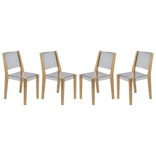 Wrought Studio Hsieh Dining Chair (Set of 4)