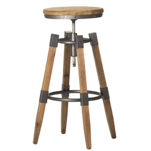 Comsouth Adjustable Height Swivel Bar Stool by Trent Austin Design