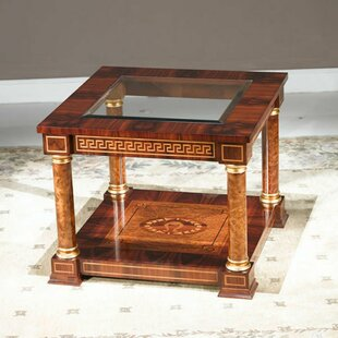 Savings Prokop End Table by Astoria Grand