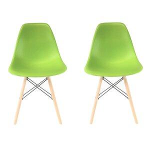 Affordable Milburn Solid Kids Chair (Set of 2) ByMack & Milo