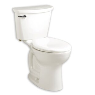 Cadet 1 28 Gpf Elongated Two Piece Toilet Seat Included