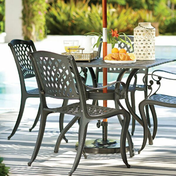 6cb4421a4380 Metal Patio Furniture You ll Love