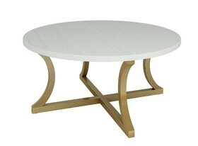 Allan Copley Designs Iris Coffee Table