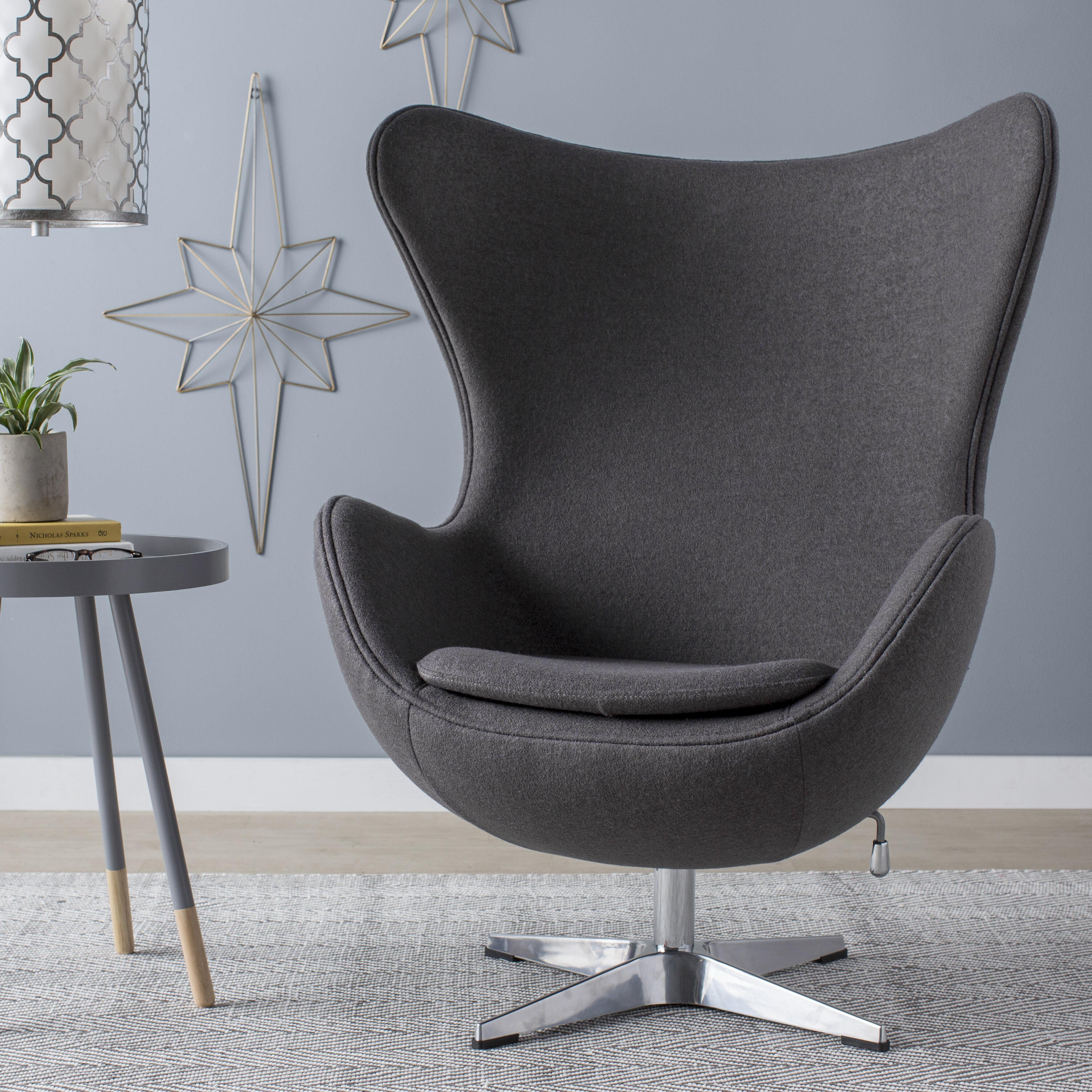 Flash Furniture Swivel Balloon Chair & Reviews   Wayfair