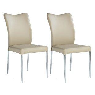 Zahir Side Chair (Set of 2) by Wade Logan