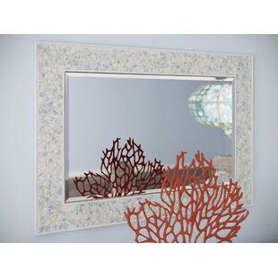 Estey Traditional Beveled Wall Mirror