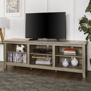 Sunbury 70 TV Stand With Optional Fireplace