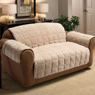 Burnham Box Cushion Sofa Slipcover