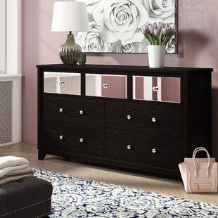 Willa Arlo Interiors Rogers 7 Drawer Dresser