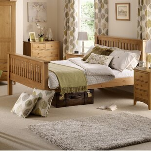 Bishop Double Bed Frame By August Grove
