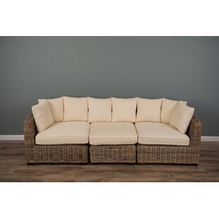 Ottery 3 Seater Sofa By Bay Isle Home