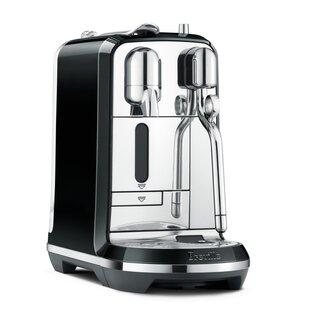 BrevilleNespresso Creatista Pod Espresso Machine