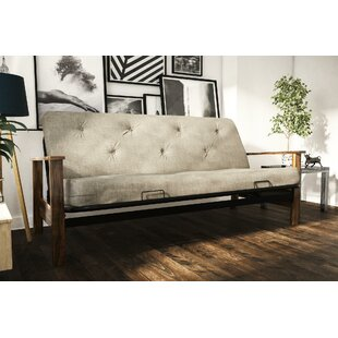 Medellin Futon and Mattress by Red Barrel..