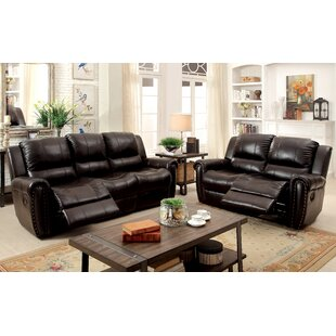 Darby Home Co Vargas Reclining Configurab..
