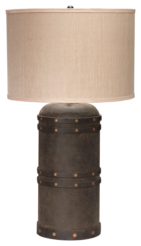 Hinson Barrel 28 5 Table Lamp