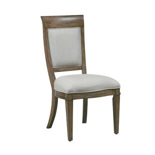 Newt Upholstered Dining Chair (Set of 2) House of Hampton