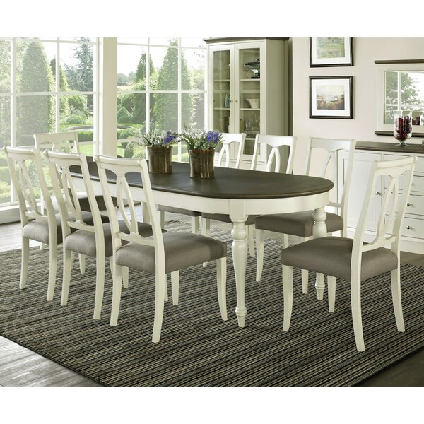 Rosecliff Heights Lattimore 9 Piece Dining Set Wayfair Ca