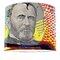 30 cm Lampenschirm Man of Paper aus Tyvek