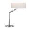 "Perch Swing Arm 23"" Table Lamp"