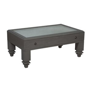 shadow box coffee table | wayfair