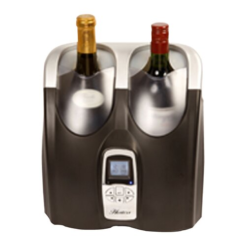 Double Bottle Wine Cooler Symple Stuff