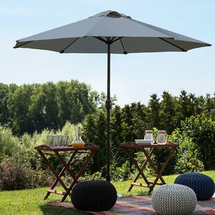 Amnicon 2.7m Traditional Parasol By Sol 72 Outdoor