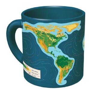 Climate Change Heat Reactive Mug