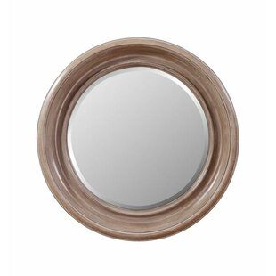 Charlton Home Hymes Wall Accent Mirror