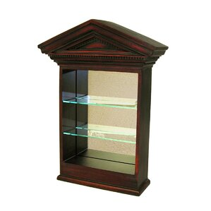 jefferson wallmounted display stand