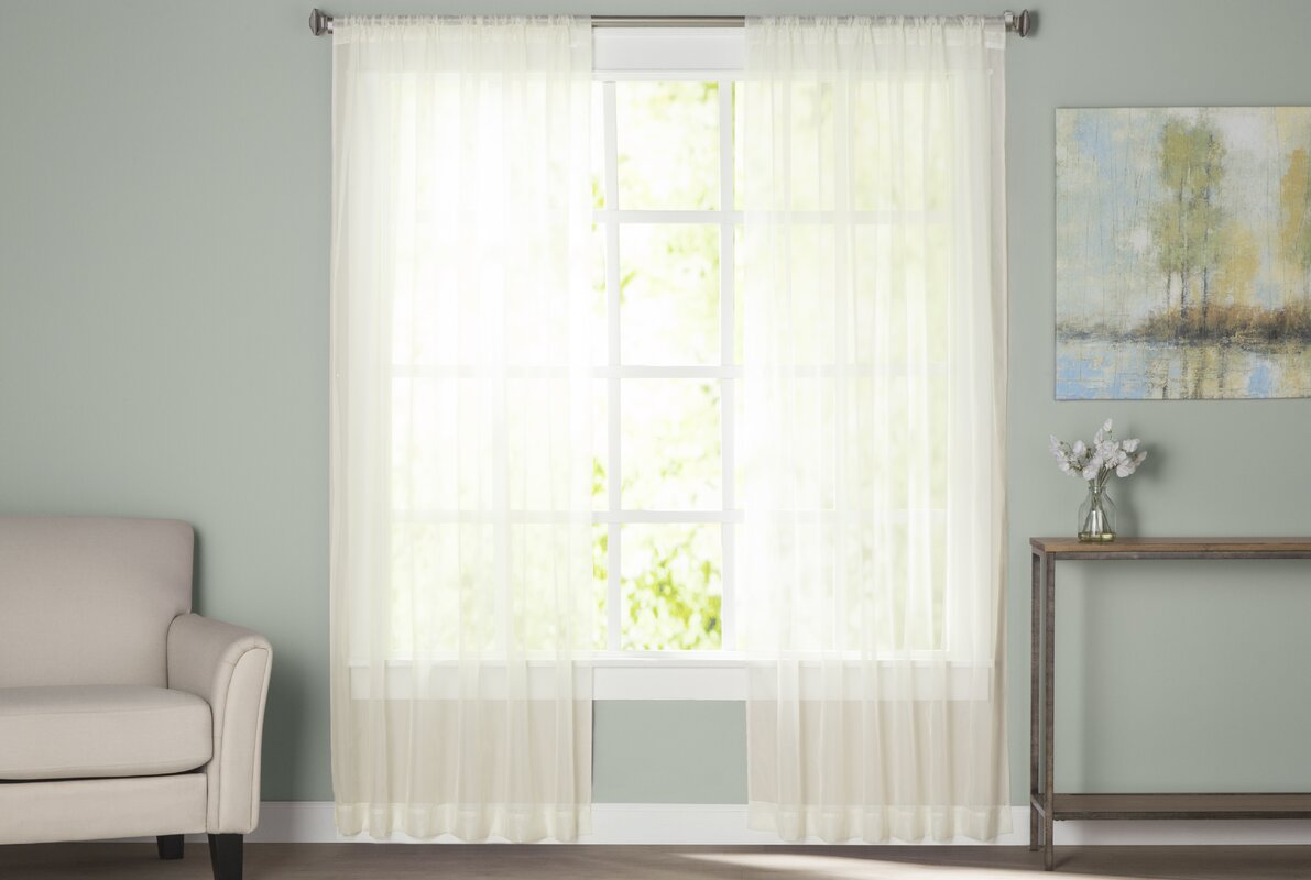 wide curtain design pocket extension rod home ideas