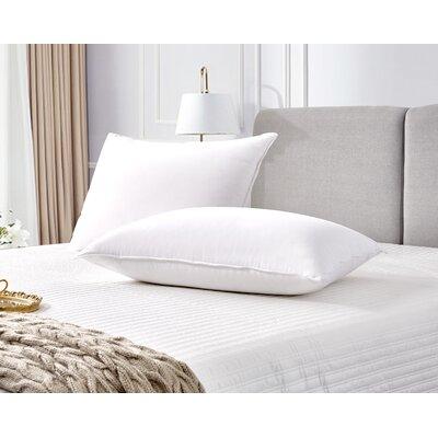 Blend Medium Support Pillow Cannon
