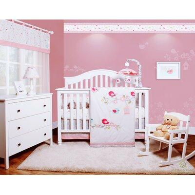 Blueberrie Kids LuLu 4 Piece Crib Bedding Set & Reviews | Wayfair