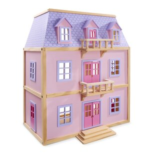 Wood Furnished Mansion by Melissa & Doug
