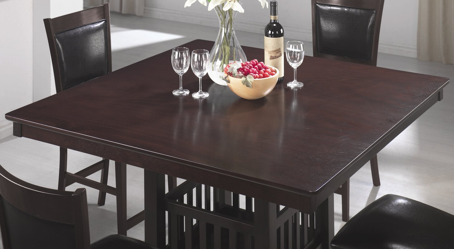 countertop dining room sets progressive furniture willow din