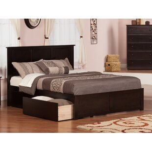 Compare prices Bushey King Storage Platform Bed by Red Barrel Studio Reviews (2019) & Buyer's Guide