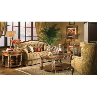 Villa Valencia Coffee Table Set By Michael Amini
