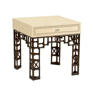 Folknard End Table with Storage by Wildwood