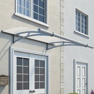 Door Awning Metal Awnings You ll Love