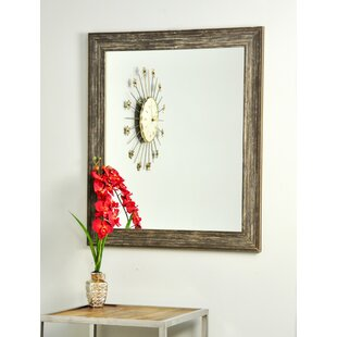 Affordable Price Aina Urban Cottage Accent Mirror ByGracie Oaks